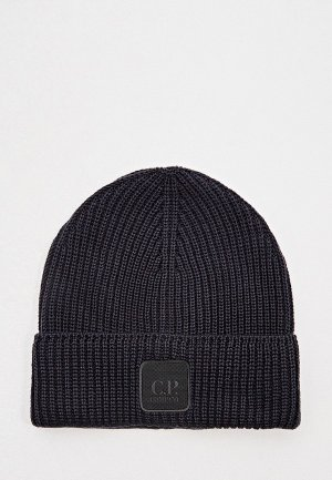 Шапка C.P. Company. Цвет: серый