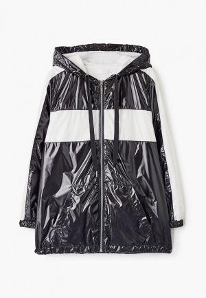 Куртка Byblos. Цвет: черный