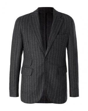 Пиджак MAN 1924. Цвет: стальной серый