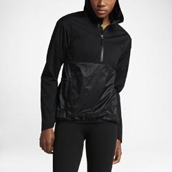 Женский анорак для тренинга Lab Essentials Nike. Цвет: черный
