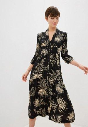 Платье Ba&Sh. Цвет: черный