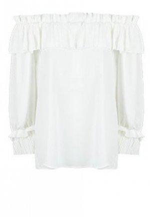 Блуза P.A.R.O.S.H.. Цвет: белый