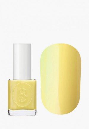 Лак для ногтей Berenice Oxygen дышащий кислородный 49 yellow room / желтая комната, 15 г. Цвет: желтый