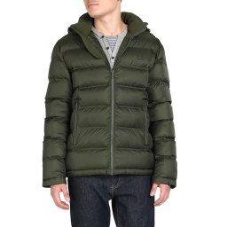 Куртка BH7460R темно-зеленый LACOSTE