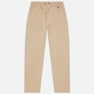 Женские брюки Woven Tapered Chino Champion Reverse Weave. Цвет: бежевый