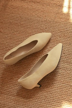 Туфли VAGABOND. Цвет: светло-жёлтый