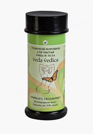 Средство Veda Vedica для мытья лица и тела, 70 г. Цвет: прозрачный
