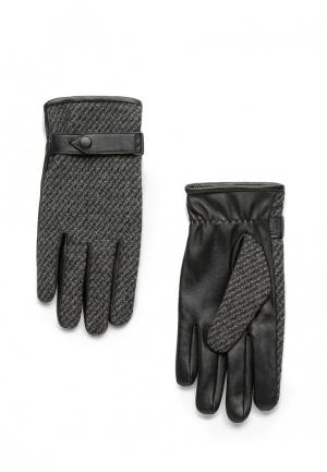 Перчатки Mango Man - FELIPE5 C. Цвет: серый
