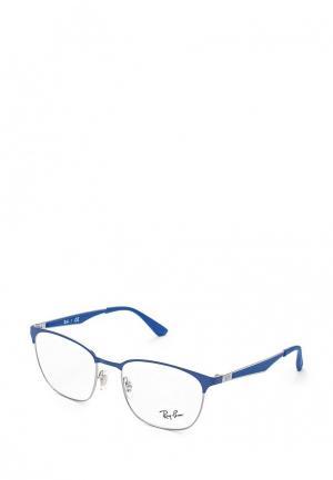 Оправа Ray-Ban® RX6356 2876. Цвет: синий