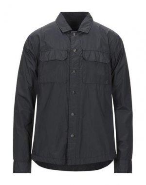 Куртка ADHOC. Цвет: черный