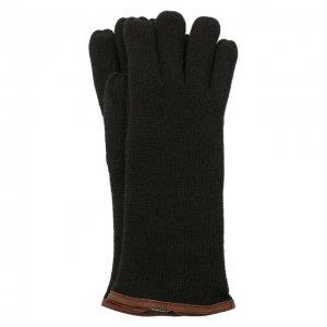 Кашемировые перчатки Svevo. Цвет: чёрный