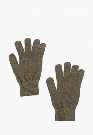 Перчатки DeFacto. Цвет: хаки
