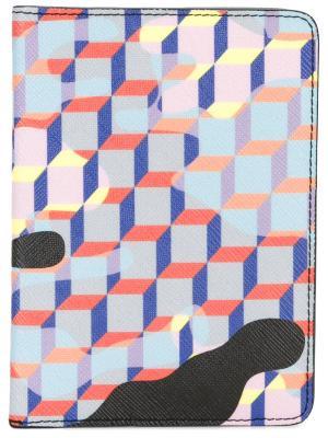 Обложка для паспорта Pierre Hardy. Цвет: многоцветный