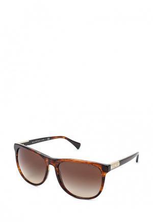 Очки солнцезащитные Ralph Lauren RA5224 162513. Цвет: коричневый