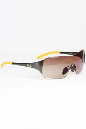 Очки солнцезащитные FILA. Цвет: none
