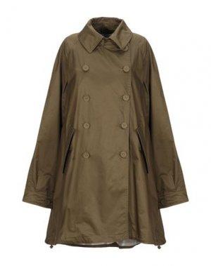 Легкое пальто AT.P.CO. Цвет: зеленый-милитари