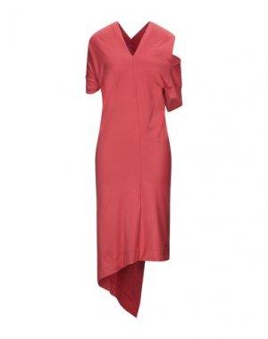Короткое платье VIVIENNE WESTWOOD ANGLOMANIA. Цвет: красный