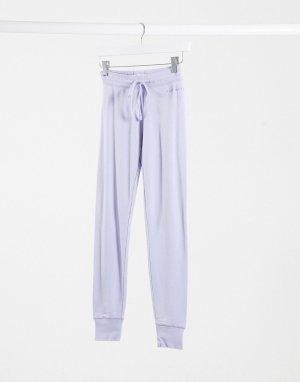 Фиолетовые леггинсы для дома -Фиолетовый Gilly Hicks