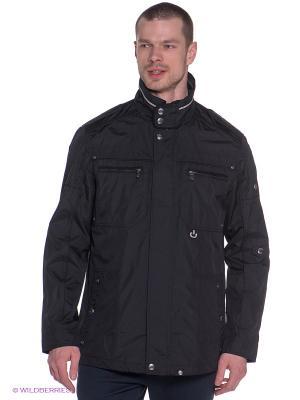 Куртка Gate One. Цвет: черный