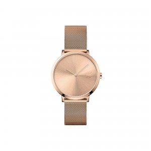 Часы MOON ULTRA SLIM Lacoste. Цвет: розовый