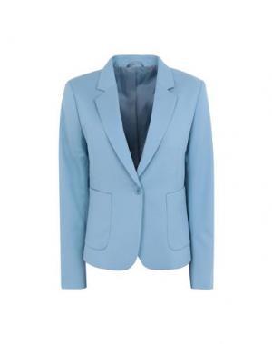 Пиджак 2ND DAY. Цвет: небесно-голубой