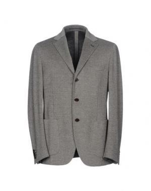 Пиджак CANTARELLI JERSEY PLANET. Цвет: серый