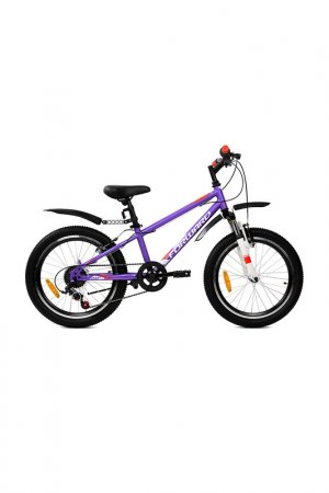 Велосипед UNIT 20 2.0 Forward. Цвет: фиолетовый, белый