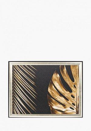 Картина Артвест 30х40 см. Цвет: черный