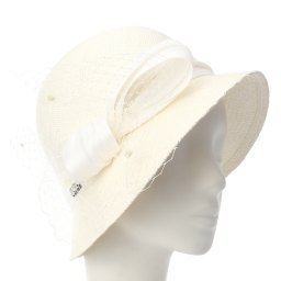 Шляпа N590/MAITHE молочно-бежевый COUSTILLERES
