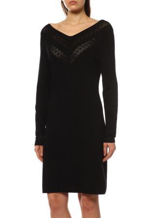 Платье Tuzzi. Цвет: черный