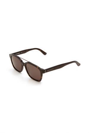 Очки солнцезащитные Karl Lagerfeld. Цвет: 013 гавана