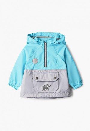 Куртка АксАрт. Цвет: голубой