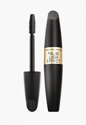 Тушь для ресниц Max Factor С Эффектом Накладных False Lash Effect Full Lashes Natural Look Mascara, Black brown. Цвет: коричневый
