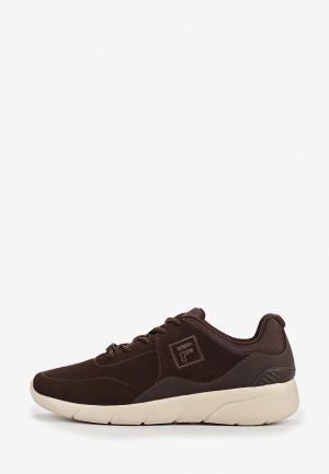 Кроссовки Fila WALKWAY 2.0 M. Цвет: коричневый