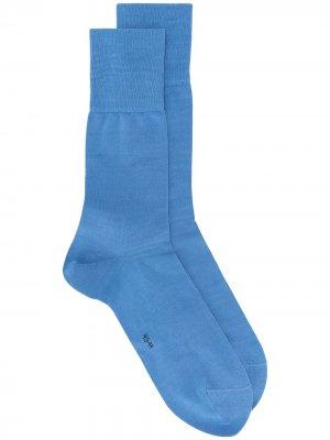 Носки Tiago Falke. Цвет: синий