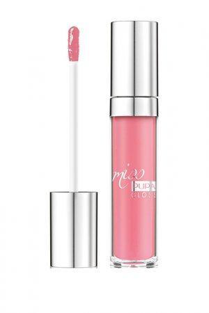 Блеск для губ, 5 мл, 302 PUPA. Цвет: ingenious pink