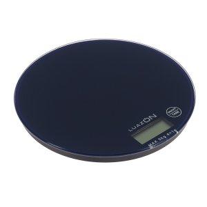 Весы кухонные luazon lvk-701, электронные, до 5 кг, тёмно-синие Home