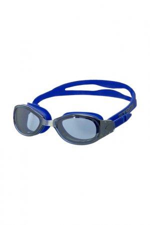 Очки для плавания зерк. Atemi. Цвет: синий