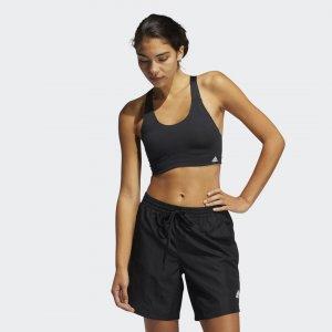 Спортивный бра High-Support Performance adidas. Цвет: черный