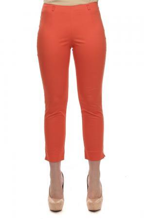 Капри Pezzo. Цвет: оранжевый