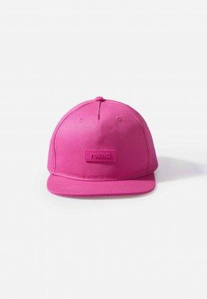 Кепка Lippis Розовая Reima. Цвет: розовый