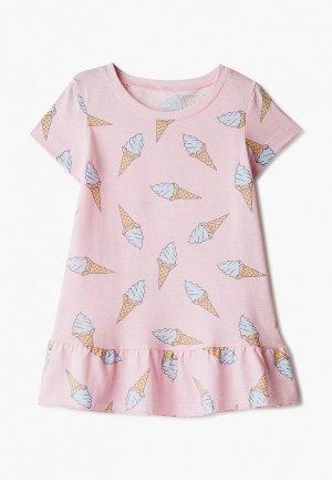 Сорочка ночная Mark Formelle. Цвет: розовый