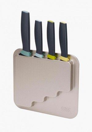 Набор кухонных ножей Joseph DoorStore. Цвет: разноцветный