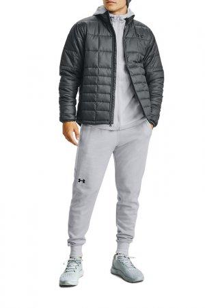 Куртка UA Armour Under. Цвет: серый