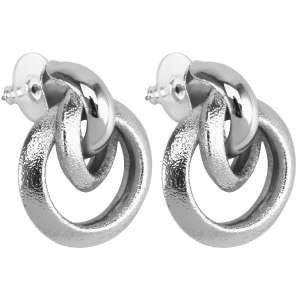 Серьги Ekonika EN49225 silver-20Z