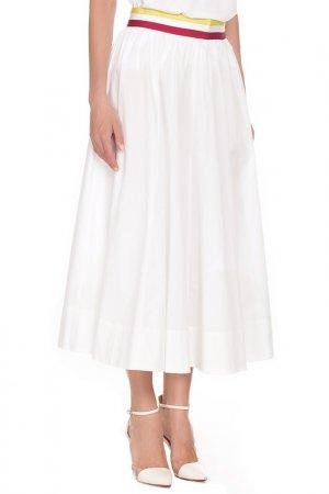 Юбка Beatrice. B. Цвет: белый, полосатый пояс