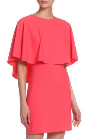 Платье IQDRESS. Цвет: розовый