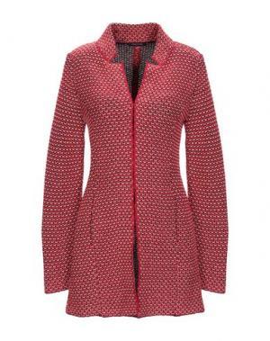 Легкое пальто ANNECLAIRE. Цвет: красный