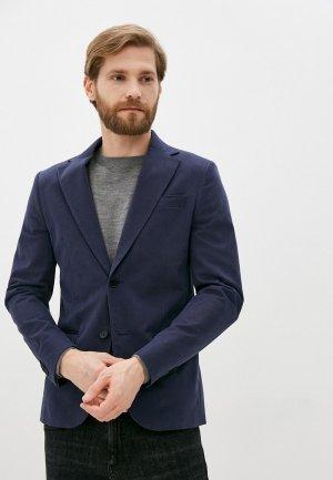 Пиджак Marciano Los Angeles. Цвет: синий