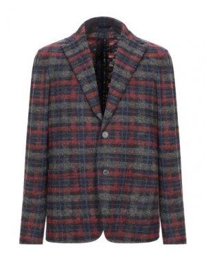Пиджак ALTEA. Цвет: баклажанный